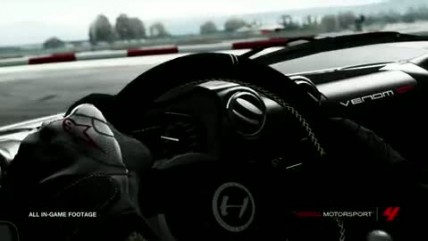 "Forza Motorsport 4 ""May Top Gear Car Pack Trailer"""