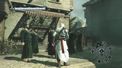 "Assassin's Creed ""Гайд по сбору флагов в Иерусалиме"""