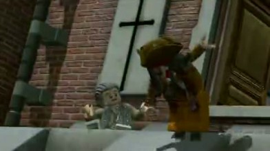 "LEGO Pirates of the Caribbean ""Создание игры"""