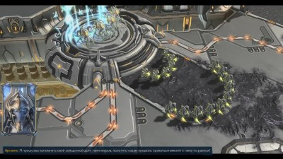 StarCraft II Legacy of the Void #16 - Ликвидация