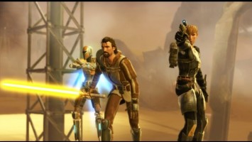 SW: The Old Republic - Knights of the Eternal Throne: трейлер Story So Far