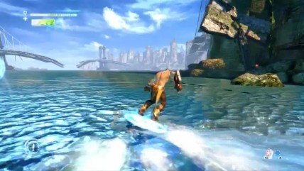 Прохождение Enslaved_ Odyssey To The West Premium Edition [1080p] — Часть 6_ Серфинг