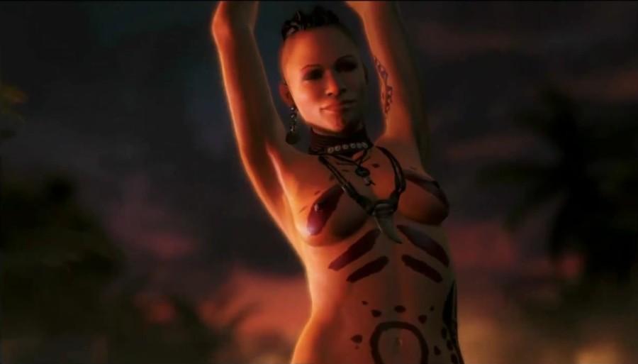 Секс с цитрой из far cry 3
