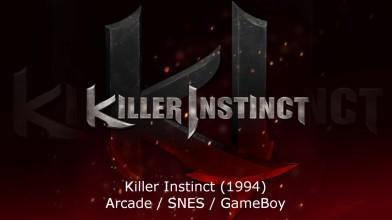 Эволюция главной темы Killer Instinct (1994 - 1996 - 2013)