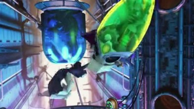 "Ratchet and Clank: All 4 One ""GamesCom 2011 трейлер"""