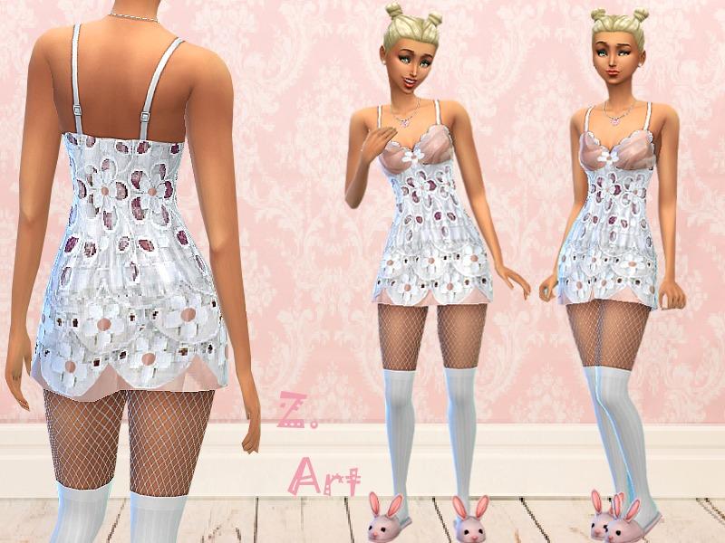 моды для симс 4 рубашка женская