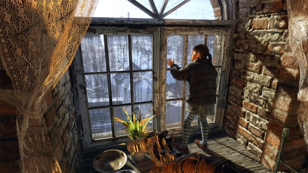Разработчики игры рассказали о Насте в Metro Exodus