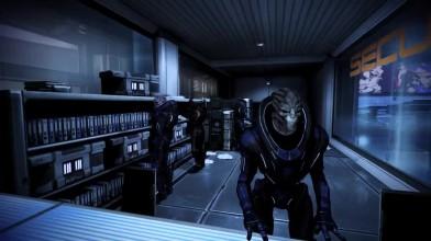 Цитадель от первого лица в Mass Effect 3