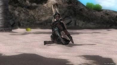 Стрип Дэнс - Демонстрация и Установка DLC мода Fran из Final Fantasy 12