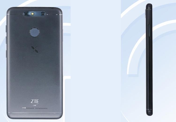 ZTE представила смартфон сдвойной основной камерой Small Fresh 5
