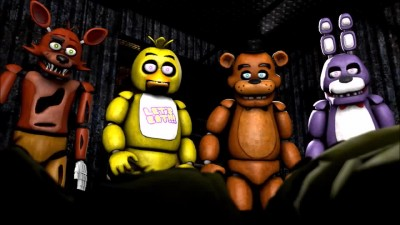 Good Ending FNAF SFM \ Хорошая Концовка five nights at freddy's 3 [Озвучил S@thal]