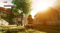 Деревню из Zelda: Ocarina of Time воссоздали на Unreal Engine 4