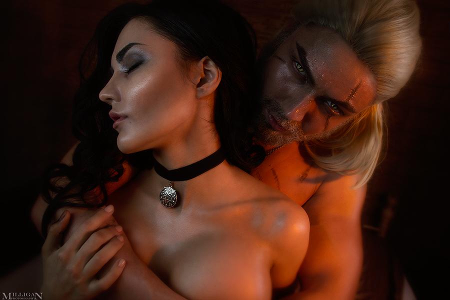 Эро порно ведьмак