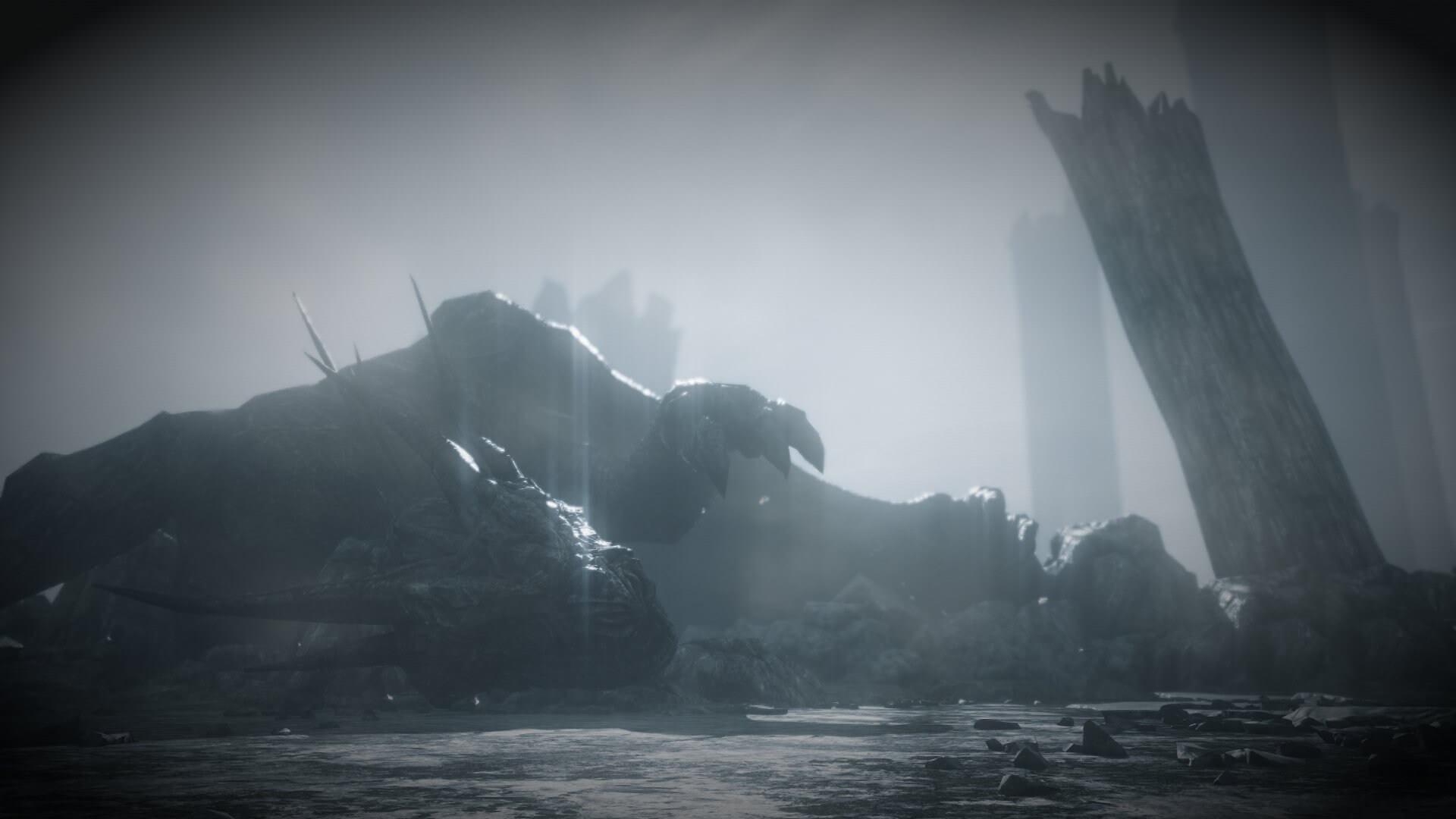 Новые скриншоты графического мода для Dark Souls 2