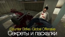 Пасхалки Counter Strike Global Offensive - Собака, Left 4 Dead, Труп, Портал 2