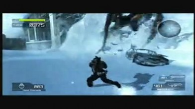 "Lost Planet ""E3 2007 Icy Monsters Gameplay"""