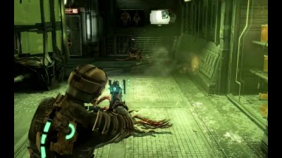 Обзор игры Dead Space (Greed71 Review).