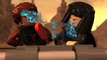 "Lego Star Wars 3: The Clone Wars ""Workout Trailer"""