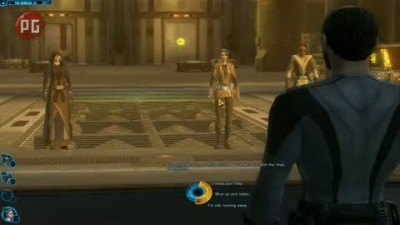 Видеопревью - Star Wars: The Old Republic