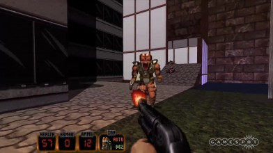 "Duke Nukem 3D: 20th Anniversary ""Геймплей - Raw Meat"""