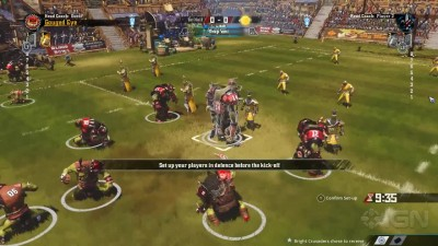 "Blood Bowl 2 ""Превью на GDC 2015"""