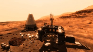 """Take On Mars """"Релизный трейлер"""""""