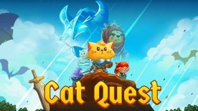 PQube выпустят Cat Quest не только на Switch, но и на PS4