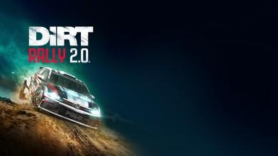 Dirt Rally 2.0 получила поддержку VR на ПК