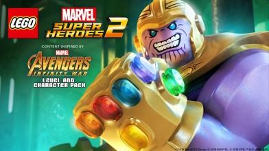 """LEGO Marvel Super Heroes 2 - Набор уровней по фильму """"Мстители: Война бесконечности"""""""