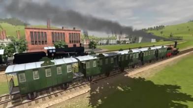 "Train Fever ""Трейлер #1"""