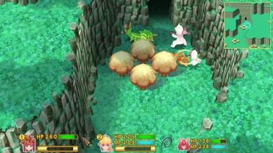 13 минут игрового процесса Secret of Mana на PS4