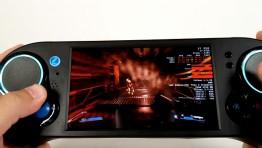Распаковка и первые тесты Smach Z - самой производительной портативной игровой консоли с Windows 10