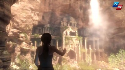 "Rise of The Tomb Raider ""Трейлер E3 2014 (русская озвучка)"""