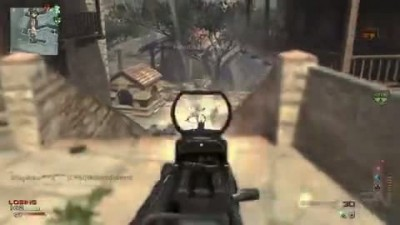 "Modern Warfare 3 ""Sanctuary Map Trailer """