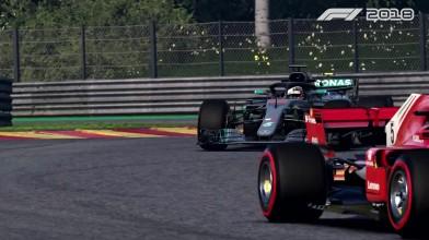 Новый трейлер F1 2018