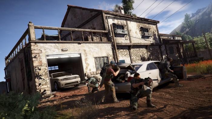 Известны новые подробности о проекте Ghost Recon: Wildlands