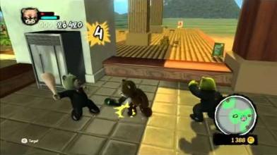Naughty Bear Panic in Paradise - Gameplay