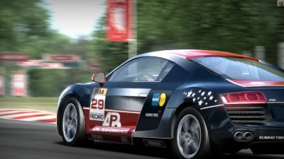 "Need for Speed: Shift ""Audi R8"""