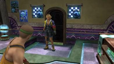 Гуадо и Блитзбол. Final Fantasy X HD Remastered на русском языке. Серия 10
