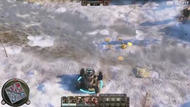 Геймплей второй альфы Iron Harvest