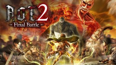 Релизный трейлер A.O.T. 2: Final Battle