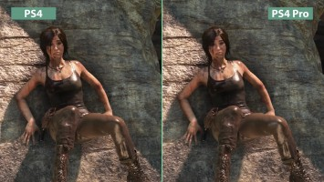 PS4 Pro 1080p Enhanced Visuals vs. PS4 Graphics Comparison