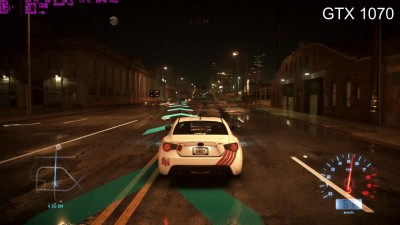 Need for Speed 2015 на GTX 1070 GameRock