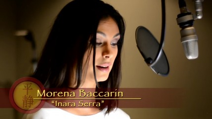 "Firefly Online The Cast Returns ""Morena Baccarin as Inara Serra"""