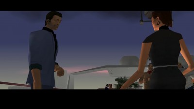 GTA Vice City - Озвучка вступления 2