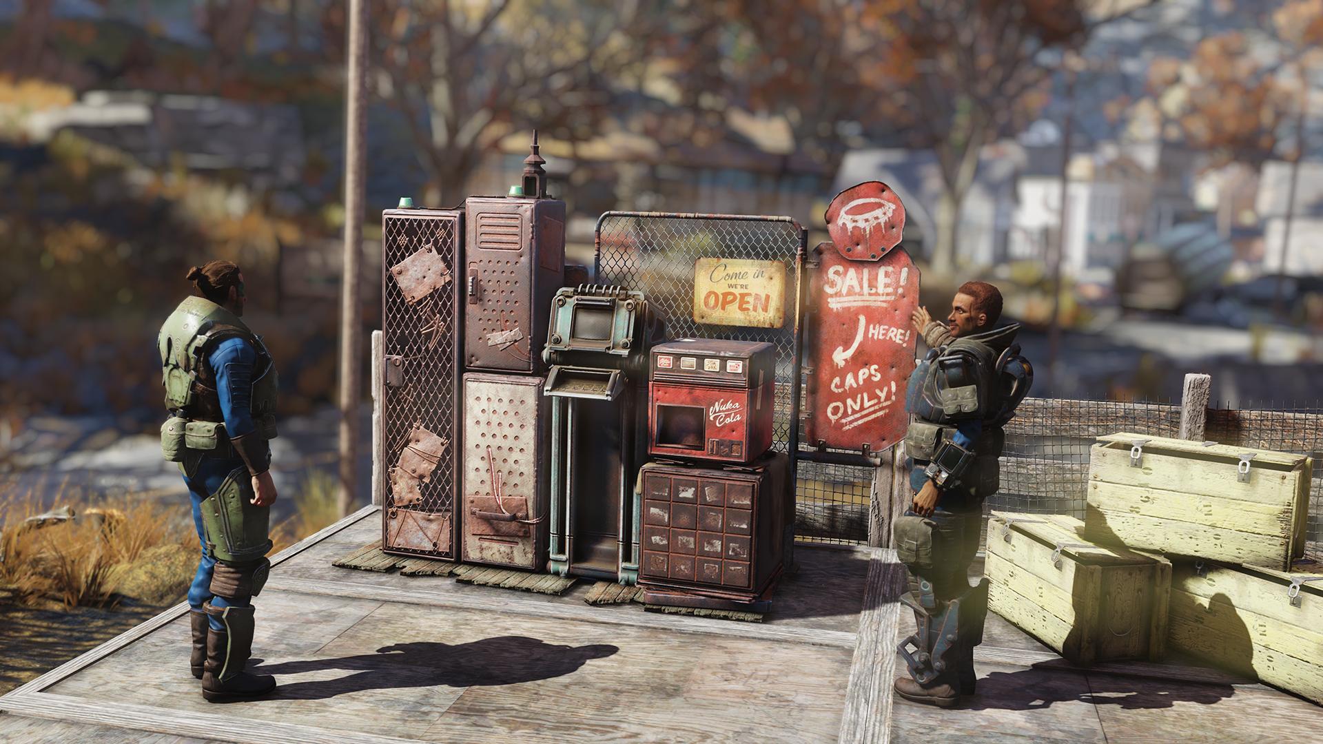 Bethesda похвалилась достижениями Fallout 76 за 2019 год
