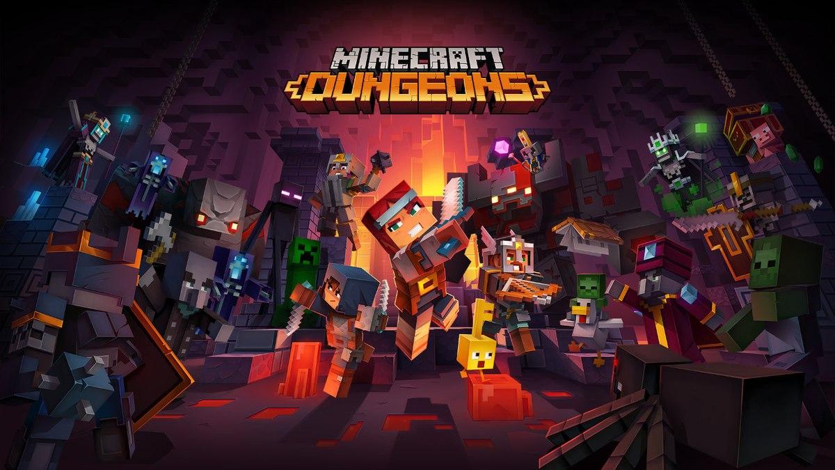 Minecraft: Dungeons не будет использовать матчмейкинг