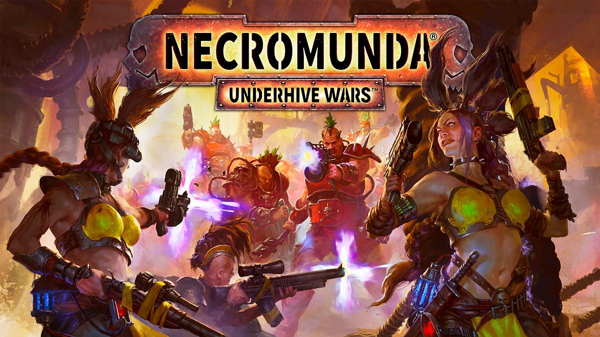 Тактическая стратегия Necromunda: Underhive Wars выйдет уже этим летом