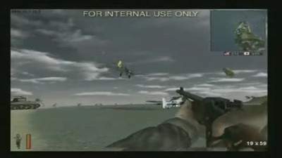 Battlefield 1942 video (quicktime)