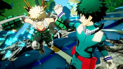 Объявлена разница версий My Hero One's Justice для PS4 и Switch